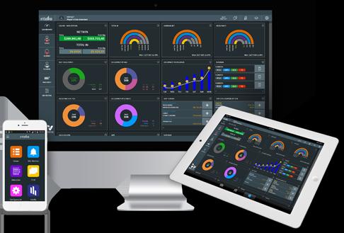 비즈니스 인텔리전스를 갖춘 카지노 관리 시스템 |  Win 시스템